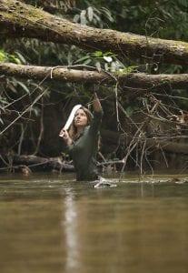 Essequibo river Pip Stewart cutting trees machete Peiman Zekavat