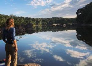 Pip Stewart Essequibo River