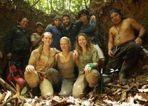 Essequibo river team