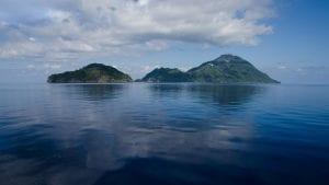 Indonesia plastic pollution Banda