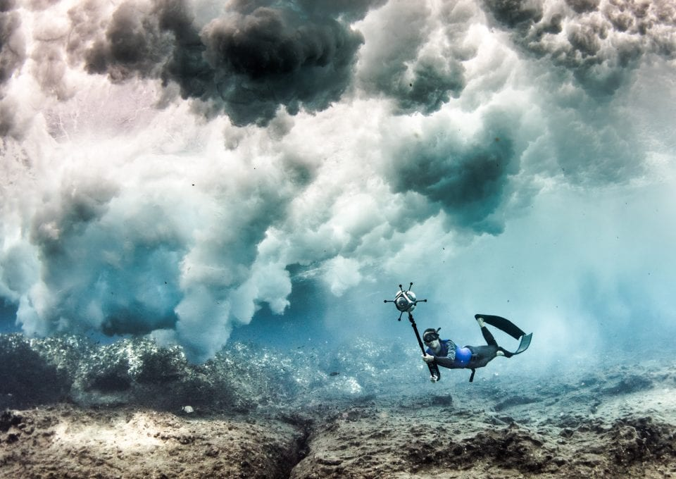 Fred Buyle freediving underwater photography Fabrice