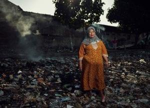 Tom Barnes Indonesia plastic pollution