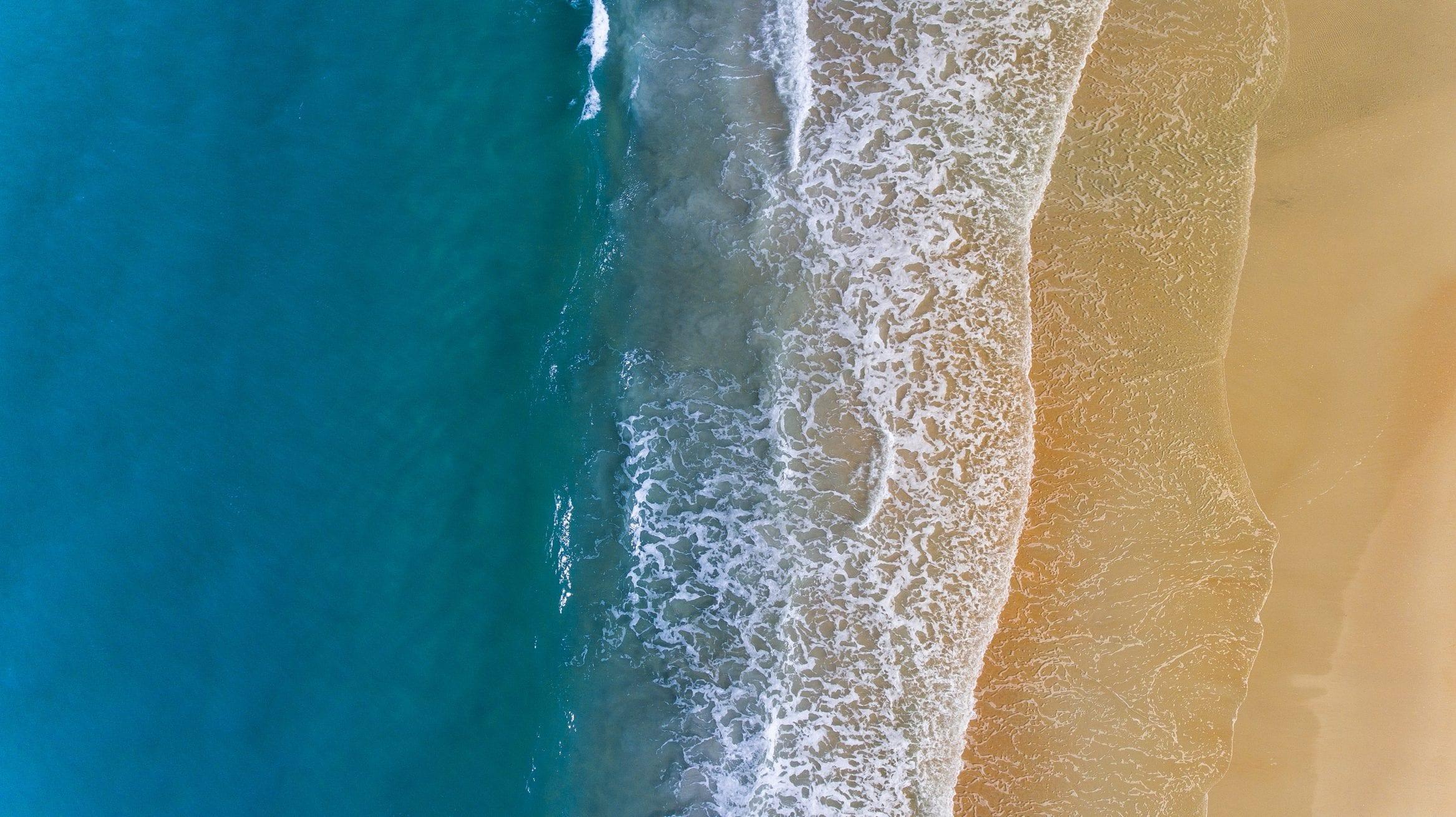 sand beach coastal erosion climate change