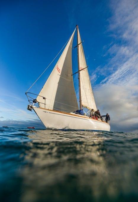 elixir boat ocean sailing water