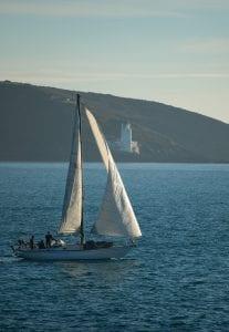 elixir boat ocean sailing sea trials