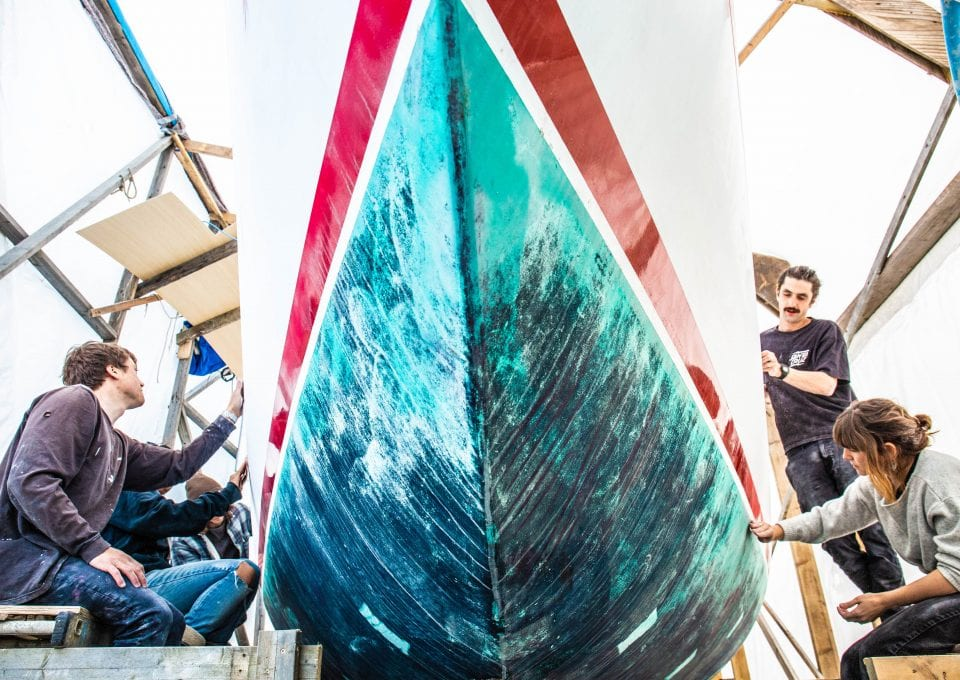 elixir boat ocean sailing boatyard