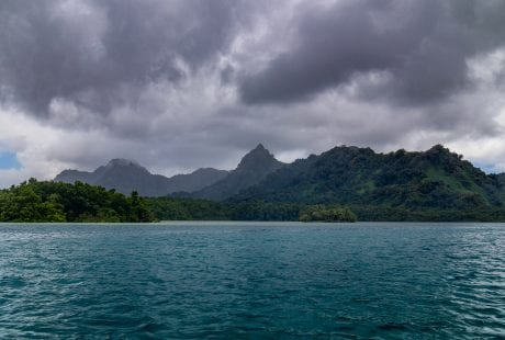 Kosrae island