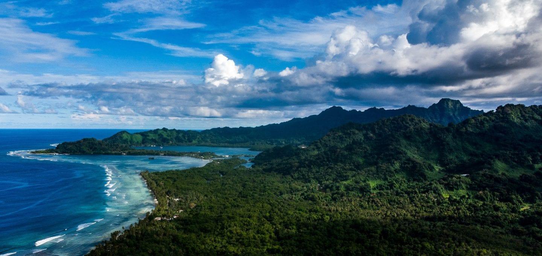 Kosrae Island Micronesia