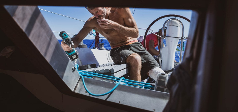 Maewan Adventure Base sailing
