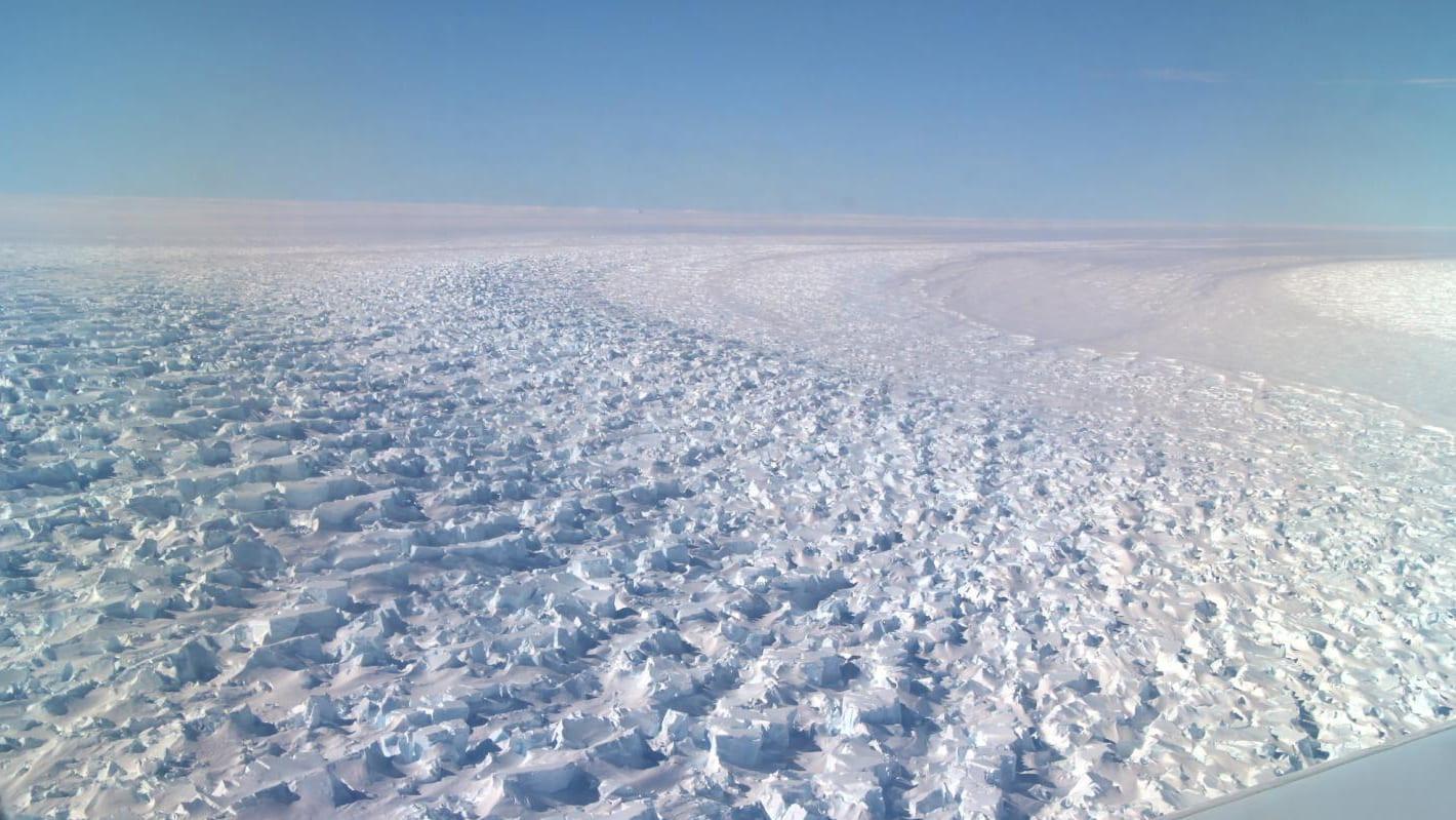 Denman Glacier in East Antarctica has retreated five kilometres in 22 years - Oceanographic - Oceanographic Magazine