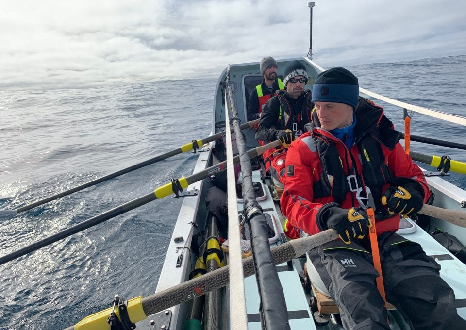 Fiann Paul Impossible Row Drake Passage Discovery