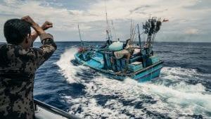 Ian Urbina The Outlaw Ocean Indonesian fishing