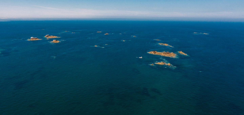 Jersey fishermen islands