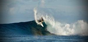 Titouan Bernicot Coral Gardeners surfing
