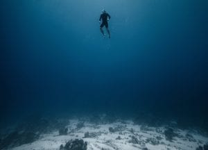 Titouan Bernicot Coral Gardeners freediver