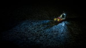 polar night arctic light pollution marine organisms