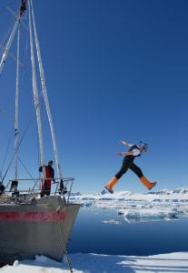 Olly Hicks Arksen Foundation expedition