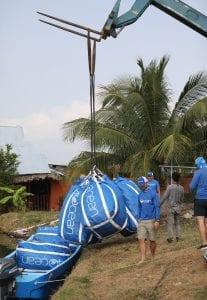 4ocean Guatemala river clean up