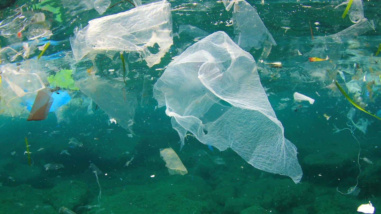 recycling plastic ocean debris