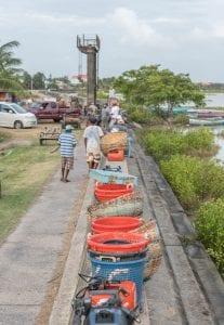 Guyana World Bank Big Oil offshore drilling sea wall