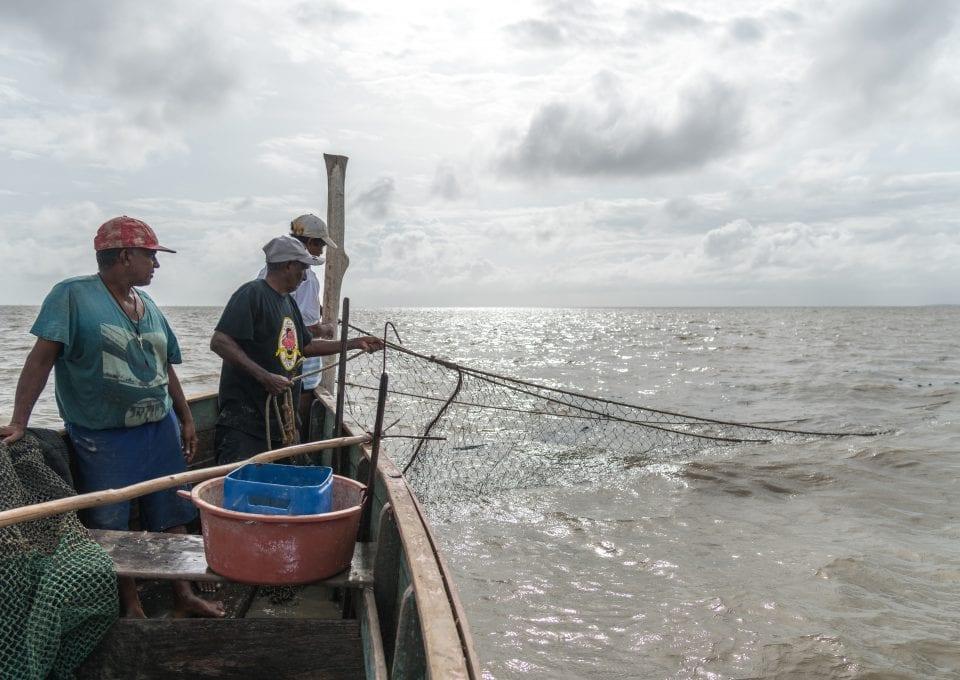 Guyana World Bank Big Oil offshore drilling fishermen