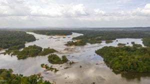 Guyana World Bank Big Oil offshore drilling rainforest