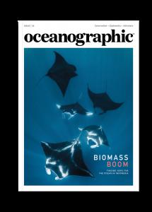 Oceanographic Magazine, Issue 02, Biomass boom