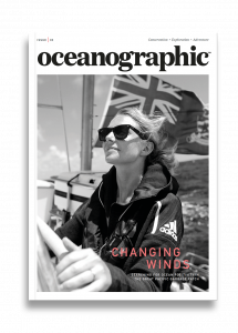Oceanographic Magazine, Issue 03, Chasing winds