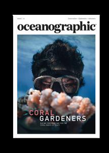Oceanographic Magazine, Issue 12, Coral gardeners