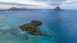 The Great Sea Reef Fiji WWF islands