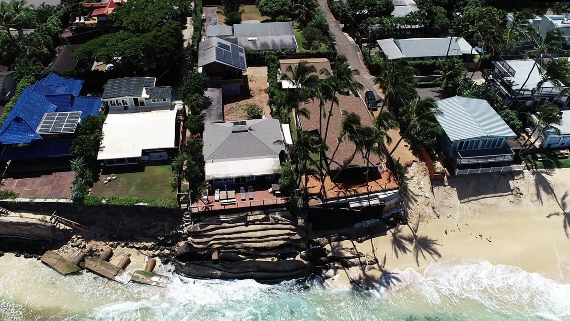 coastal erosion hawaii