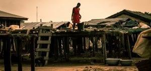 Saiko Ghana Environmental Justice Foundation fish market