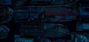 The Outlaw Ocean Korean Ghost Ships Squid drone