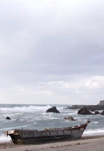 The Outlaw Ocean Korean Ghost Ships Squid wreckage