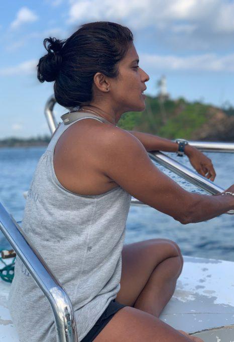Dr Asha de Vos Sri Lanka blue whales Oceanswell