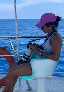 Dr Asha de Vos Sri Lanka blue whales