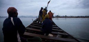 Shark fishing Republic of Congo TRAFFIC fishermen