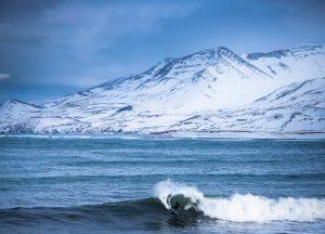 ACOTE extreme surfing iceland surf