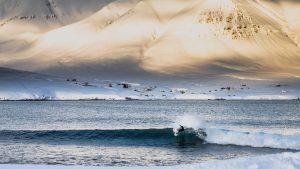ACOTE extreme surfing iceland