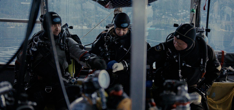 glass sponge reef howe sound british columbia diving prep