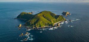 Triangle Island Ryan Tidman drone