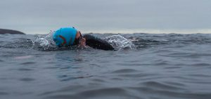 wild swimming cornwall cold water swim