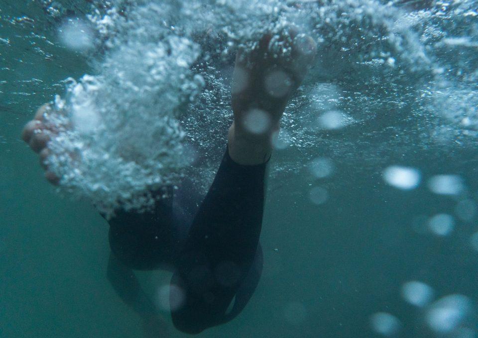 wild swimming cornwall