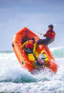RNLI ocean rescue
