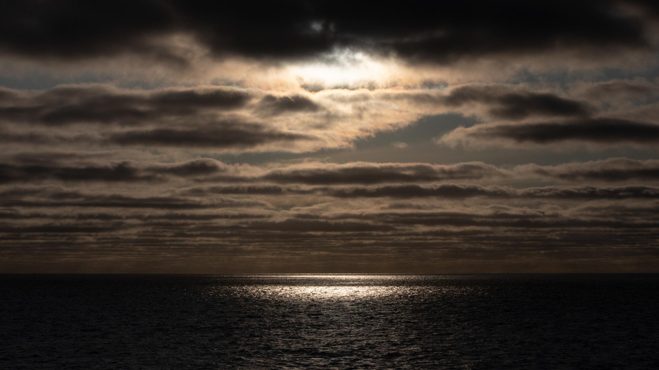 North Sea Dogger Bank Blue Belt bottom trawling