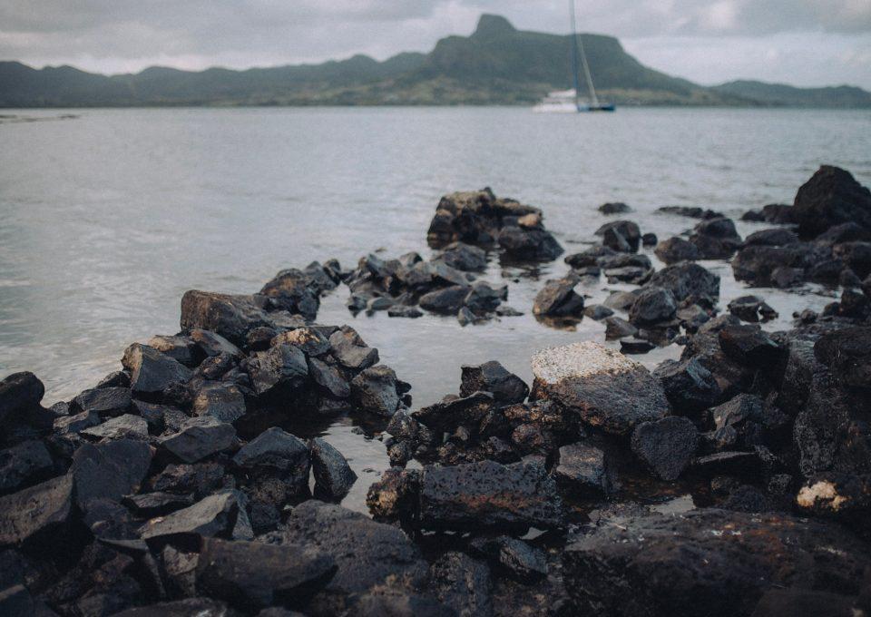 oil rocks