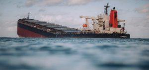 sinking Wakashio