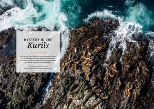 Issue 18, Oceanographic Magazine, Thresher sharks, Kuril Islands