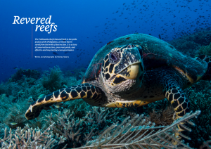 Issue 18, Oceanographic Magazine, Tubbataha