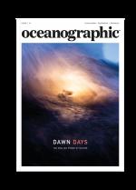 Issue 19, Oceanographic Magazine, Dawn Days